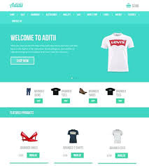 Free Ecommerce Website Templates Inspiration Ecommerce Template Download Free Website Templates Best Website