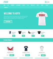 Free Ecommerce Website Templates Inspiration Ecommerce Template Download Free Website Templates Best Website