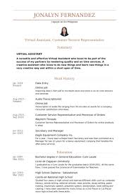Data Entry Sample Resume Resume Sample