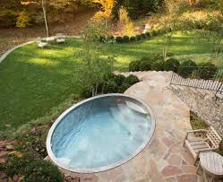 stainless steel spas hot tubs