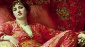 arabian nights hugely popular in th century britain bbc news media player painting of society lady dressed as if she was in arabian nights