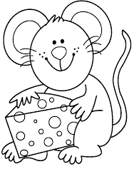 Small Picture Coloring Pages Mice Animated Images Gifs Pictures
