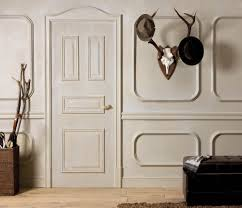 image of nice wall moulding panels