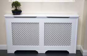 View in gallery Classic radiator cover design by Amber Radiator Covers