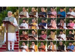New Cabinet Ministers Complete List Of Cabinet Ministers