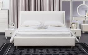 modern white bed best  modern white bedrooms ideas on pinterest