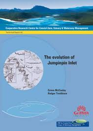 The Evolution Of Jumpinpin Inlet Ozcoasts