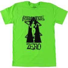 Bad Boy T Shirt Size Chart Zero Skateboards Hypnotize Green Mens Short Sleeve T Shirt