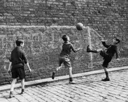Resultado de imagen para futbol calle