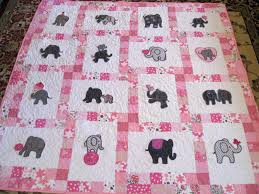 Vicki's Fabric Creations: Pretty in Pink Elephant Quilt-Tutorial ... & Pretty in Pink Elephant Quilt-Tutorial Uploaded Adamdwight.com