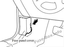mazda rx 8 2003 2012 < fuse box diagram fuse box in the engine compartment