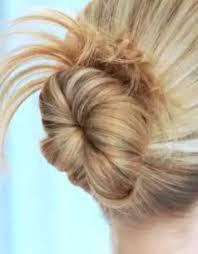 Krásný Společenský Uzel Rychle A Snadno Vlasy Incz