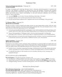 Resume Samples Engineering Sample Resume For Experienced Mechanical ...