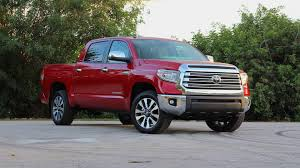 2012 Tundra Towing Capacity Chart 2018 Toyota Tundra Review Oldie But Goodie