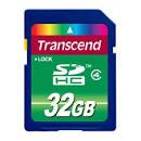 SecureDigital card 32GB Transcend class4