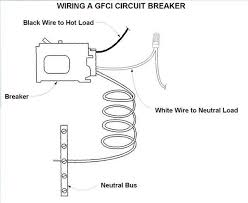 2 pole gfci breaker wiring diagram electrical how do i install a Switched GFCI Outlet Wiring Diagram 2 pole gfci breaker wiring diagram gfci breaker wiring schematic circuit breaker wiring diagrams wire