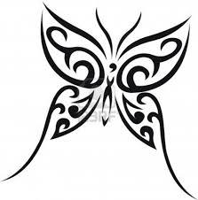 Dessin En Couleurs Imprimer Animaux Insectes Papillon