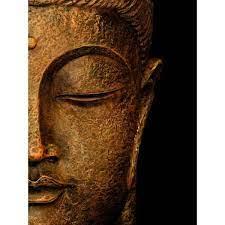 serene buddha wall art can art bud3