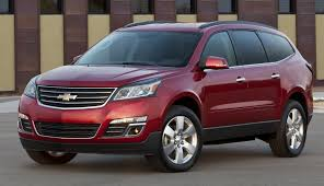 2016 Chevrolet Traverse - Overview - CarGurus