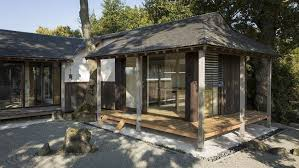 Small Picture A Japanese style tiny house thats Passive House TreeHugger