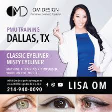 2 day dallas pmu clic misty eyeliner