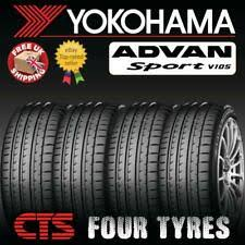 <b>Yokohama 235/55</b>/17 Car Tyres for sale | eBay