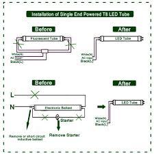 wonderful of led tube light wiring diagram t8 data wonderful of led tube light wiring diagram t8 data