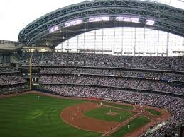 Seat Number Brewers Seating Chart Miller Park Seating Chart
