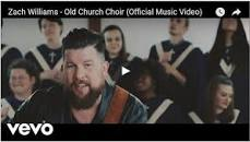 Image result for zach williams - old church choir
