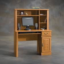 sauder orchard hills computer desk hutch