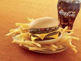 mcdonalds double cheeseburger and fries. Wonderful Mcdonalds McDonaldu0027s Is Offering A 2 Triple Cheeseburger In At Least Some Markets  Like The Name Sounds Itu0027s Basically Their Standard But With Two  To Mcdonalds Double And Fries O