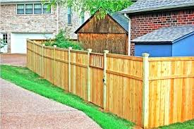 Wooden Fence Post Newstrendy Info