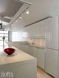 kitchen led track lighting. LED Tracklights In The Kitchen Help Throw Light Into Shelf Crevices For A Warmer Feel. Led Track LightingLighting Lighting