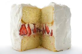 Strawberry Whipped Cream Cake Recipe Chowhound
