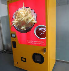 Hot Food Vending Machine For Sale Cool Secondhand Catering Equipment Vending Machines