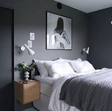 Grey Color Schemes For Bedrooms Minimalist Plans