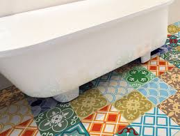 floor tile decals set of with moroccan decor decal ceramic or appliques removable deco tile