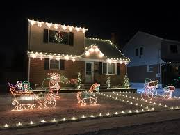 Best Holiday Light Displays Long Island Holiday Lighting Installers In Bellmore Ny