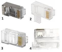 rj45 connector delta 1 rj45 modular connector