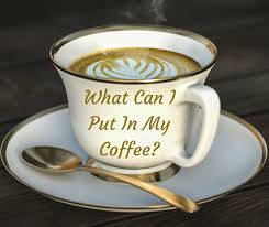 It contains caffeine, which increases alertness and helps curb appetite. Coffee Experiment What Can I Put In My Coffee When Intermittent Fasting