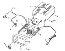 sears battery charger parts listing by model sears battery chargers parts