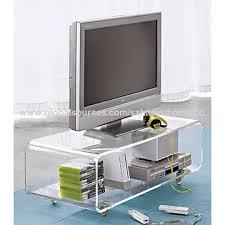 acrylic tv stand. Modren Acrylic TV Stand China To Acrylic Tv Stand 0