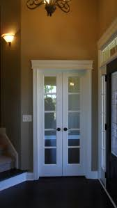 office french doors. Lovely Narrow Interior French Doors #1 Office