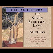 the alchemist audiobook com the seven spiritual laws of success cover art