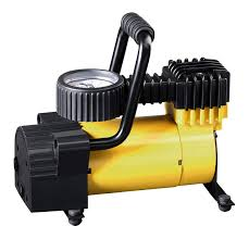 <b>Автомобильный компрессор Качок К50</b> (желтый)