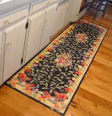 image of modern style kitchen space kitchen persian pattern decorate french country rugs