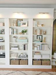 ikea shelf lighting. Bookcase Lighting Houzz. View Larger Ikea Shelf R