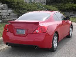 Detroit Neon Owners • View topic - Altima Coupe w/ Stillen fascia ...