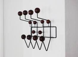 Eames Coat Rack Walnut Brick House 22