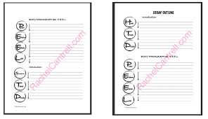 p e e l kit dr rachel cantrell in addition to these graphic organizers i also included two handouts that discuss the components of a persuasive essay versus an expository essay